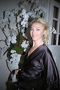 TAMARA BECKWITH, Launch of Stella McCartney collaboration with H & M. St. Olaves. Tooley St. London SE1. 25 October 2005. October 2005. ONE TIME USE ONLY - DO NOT ARCHIVE © Copyright Photograph by Dafydd Jones 66 Stockwell Park Rd. London SW9 0DA Tel 020 7733 0108 www.dafjones.com