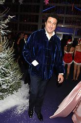 EDUARDO TEODORANI-FABBRI at La Dolce Vita Christmas Ball in aid of DeBRa held at Battersea's Evolution, Battersea Park, London on 12th December 2007.<br /><br />NON EXCLUSIVE - WORLD RIGHTS