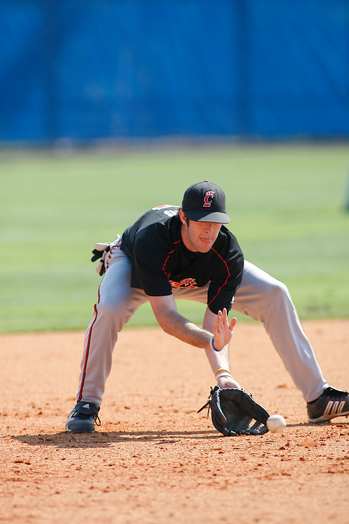 2007 CINCINNATI Baseball @ Florida Atlantic, February 10, 2007.