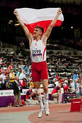 Athletics (High Jump) at the 2012 London Summer Paralympic Games