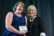 Ohio University hosts the 2019 Womens Appreciation Dinner in Baker Ballroom on March 20, 2019 to honor the accomplishments of Ohio University women. Photo by Hannah Ruhoff