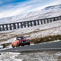 Car 42 Andy Lane / Iain Tullie