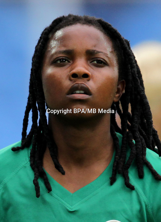 Fifa Woman's Tournament - Olympic Games Rio 2016 -  <br /> South Africa National Team - <br /> Bambanani MBANE