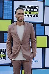 HOLLYWOOD, CA - OCTOBER 06: Prince ROyce attends the Telemundo's Latin American Music Awards 2016 held at Dolby Theatre on October 6, 2016. Byline, credit, TV usage, web usage or linkback must read SILVEXPHOTO.COM. Failure to byline correctly will incur double the agreed fee. Tel: +1 714 504 6870.