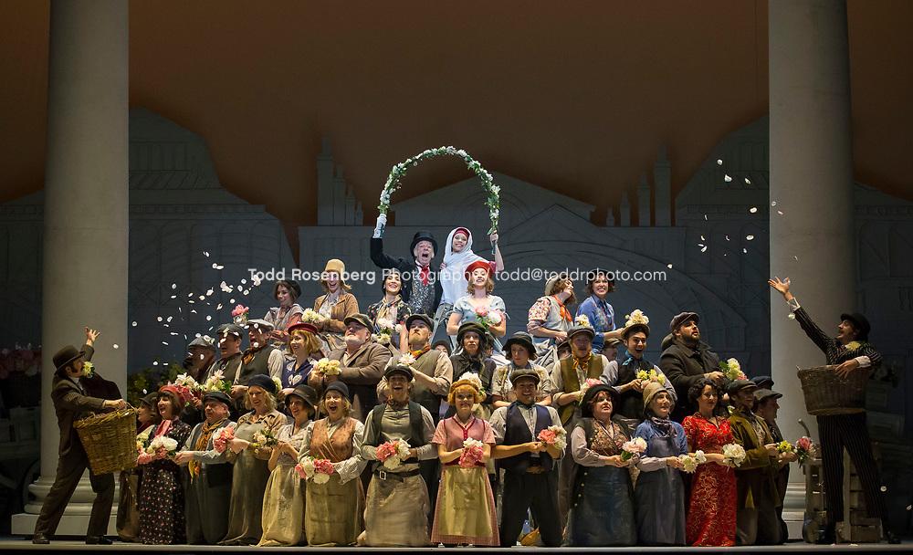 4/26/17 3:32:10 PM --  USA<br /> <br /> Lyric Opera Chicago<br /> My Fair Lady Piano Run Through Day 2<br /> <br /> &copy; Todd Rosenberg Photography 2017