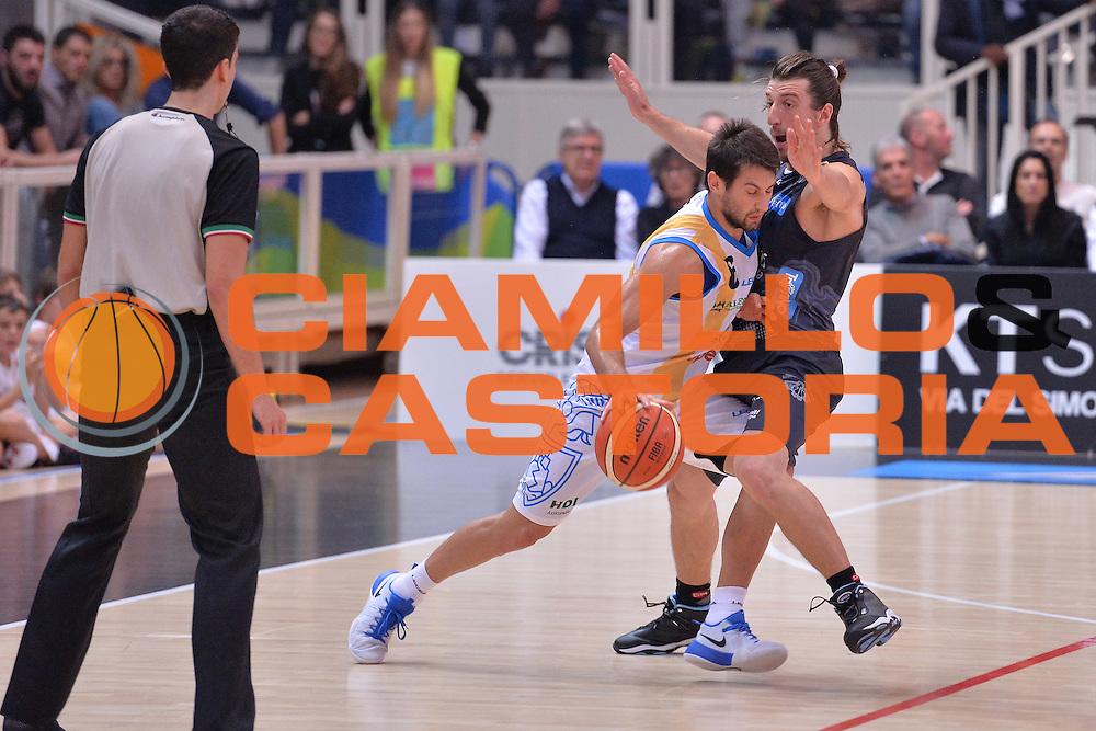 Bruno Fitipaldo<br /> Dolomiti Energia Trentino - Betaland Capo D'Orlando<br /> Lega Basket Serie A 2016/2017<br /> Venezia 23/10/2016<br /> Foto Ciamillo-Castoria