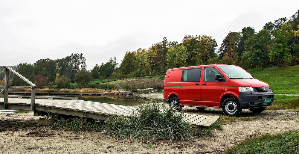 VW Transporter 4motion
