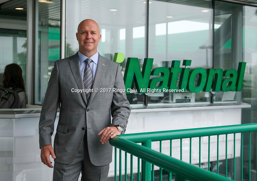 Kevin Bass, Group Vice President, Southern California for Enterprise Holdings.(Photo by Ringo Chiu)<br /> <br /> Usage Notes: This content is intended for editorial use only. For other uses, additional clearances may be required.