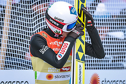 24.02.2019, Bergiselschanze, Innsbruck, AUT, FIS Weltmeisterschaften Ski Nordisch, Seefeld 2019, Skisprung, Herren, Teambewerb, Wertungssprung, im Bild Kamil Stoch (POL) // Kamil Stoch of Poland during the competition jump for the men's skijumping Team competition of FIS Nordic Ski World Championships 2019 at the Bergiselschanze in Innsbruck, Austria on 2019/02/24. EXPA Pictures © 2019, PhotoCredit: EXPA/ Dominik Angerer