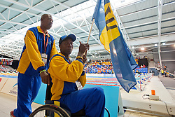 Athletes  at 2015 IPC Swimming World Championships -  Opening Ceremony