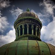 Queen victoria building dome 2, Sydney, Australia (January 2006)
