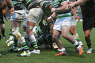 London Wasps v London Irish LV Cup 25-01-14
