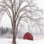 Adirondack Barns and Buildings