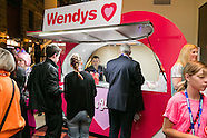 Wendys Welcome Reception 2014