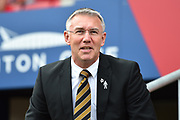 Hull City manager Nigel Adkins before the EFL Sky Bet Championship match between Bristol City and Hull City at Ashton Gate, Bristol, England on 21 April 2018. Picture by Graham Hunt.