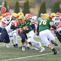 Football: St. Norbert College Green Knights vs. Macalester College Scots