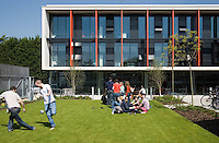 National Film & Television School (NFTS), Beaconsfield, UK (Glenn Howells Architects/ BH)