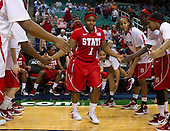2012 ACC Women's Tourney NC State 74 - FL State 71