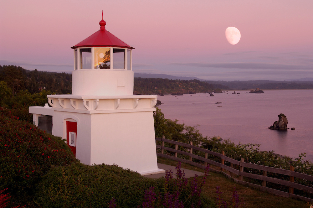 Lighthouse, Trinidad, California, United States of America
