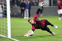 Milano - 28.09.2017 - Milan-Rijeka - Europa League   - nella foto:  Gianluigi Donnarumma