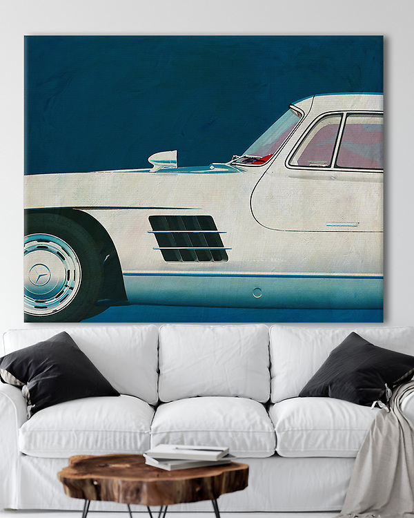 Interior decoration idea of what you can do with the Iconic and Classic cars series of the artist Jan Keteleer.<br /> Various finishes such as canvas, acrylic, framed or simply as a poster available at Fine Art America, Oh My Prints and Werk aan de Muur.<br /> -<br /> BUY PRINTS OF THIS COLLECTION AT<br /> <br /> FINE ART AMERICA<br /> ENGLISH<br /> https://janke.pixels.com/<br /> <br /> WADM / OH MY PRINTS<br /> DUTCH / FRENCH / GERMAN<br /> https://www.werkaandemuur.nl/index/shop/nl/Jan-Keteleer/shop/1846