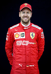 March 14, 2019 - Melbourne, Australia - Motorsports: FIA Formula One World Championship 2019, Grand Prix of Australia, ..#5 Sebastian Vettel (GER, Scuderia Ferrari Mission Winnow) (Credit Image: © Hoch Zwei via ZUMA Wire)