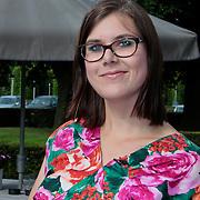 NLD/Nijkerk/20110710 - Miss Nederland verkiezing 2011, echte meisjes in de jungle  Ymke Wieringa
