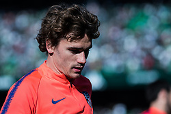 February 3, 2019 - Sevilla, Andalucia, Spain - Griezmann of Atletico de Madrid during the LaLiga match between Real Betis vs Atletico de Madrid at the Estadio Benito Villamarin in Sevilla, Spain. (Credit Image: © Javier MontañO/Pacific Press via ZUMA Wire)