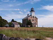 Sheffield Island lighthouse