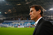 OM coach Rudi Garcia before the French Championship Ligue 1 football match between Olympique de Marseille and Toulouse FC on September 24, 2017 at Orange Velodrome stadium in Marseille, France - Photo Philippe Laurenson / ProSportsImages / DPPI