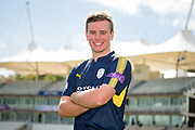 Portrait of Mason Crane during the Hampshire CCC photo call 2017 at  at the Ageas Bowl, Southampton, United Kingdom on 12 April 2017. Photo by David Vokes.