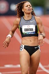 2012 USA Track & Field Olympic Trials: womens heptathlon, Hyleas Fountain