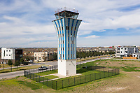 Control Tower, Muller Neighborhood, Austin, TX