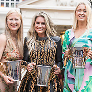 NLD/Amsterdam/20190618 - Piper-Heidsieck Leading Ladies Awards, Nikkie Plessen wint een award