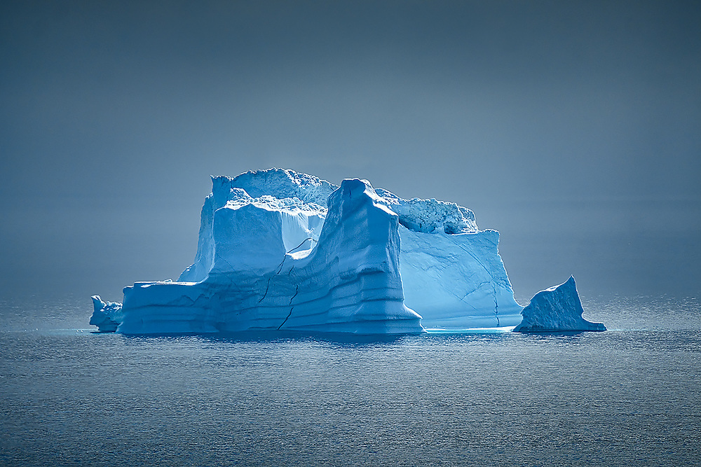 Can you guess what an average life span of an iceberg is?<br />
