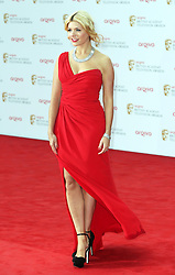 Holly Willoughby arriving at the BAFTA Television Awards in London, Sunday, May 12th  2013.  Photo by: Stephen Lock / i-Images