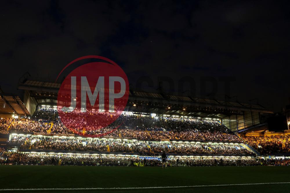 Chelsea pre-match light show - Mandatory by-line: Jason Brown/JMP - 16/09/2016 - FOOTBALL - Stamford Bridge - London, England - Chelsea v Liverpool - Premier League