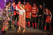 Hull University - The Yeomen of the Guard<br /> <br /> Director: Nia Crockford<br /> Musical Director: Rebecca Stone<br /> <br /> International Gilbert & Sullivan Festival at the Royal Hall in Harrogate, England on Thursday 08 August 2019 Photo Jane Stokes