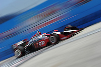 Ryan Briscoe, Honda Grand Prix of St. Petersburg, Streets of St. Petersburg, St. Petersburg, FL USA 3/27/2011
