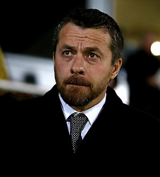Slavisa Jokanovic manager of Fulham - Mandatory by-line: Robbie Stephenson/JMP - 01/02/2017 - FOOTBALL - Pirelli Stadium - Burton Upon Trent, England - Burton Albion v Fulham - Sky Bet Championship