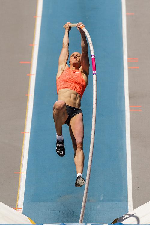 adidas Grand Prix Diamond League Track & Field: Women's Pole Vault, Nikoleta Kiriakopoulou, Greece,