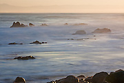 Monterey Bay sunrise, Pt. Pinos, California  2009