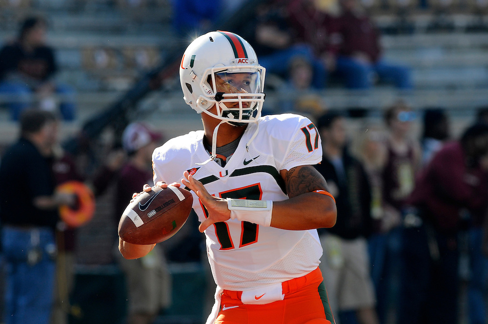 2011 Miami Hurricanes Football @ Florida State