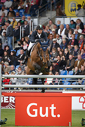 Modolo Zanotelli Marlon, (BRA), Rock N Roll Semilly<br /> Rolex Grand Prix, The Grand Prix of Aachen<br /> Weltfest des Pferdesports Aachen 2015<br /> © Hippo Foto - Dirk Caremans<br /> 31/05/15