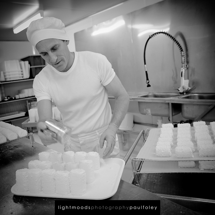 Cheesemaker, Hunter Valley, Australia