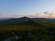 Lupines, Waterfalls, and Mountaintop Sunrises - New Hampshire - June 2011