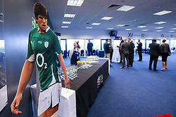 Worcester Warriors host a dinner to honour the retirement of Donnacha O'Callaghan at the end of the 2017/18 Season - Mandatory by-line: Robbie Stephenson/JMP - 03/05/2018 - RUGBY - Sixways Stadium - Worcester, England - Donnacha O'Callaghan Dinner