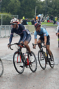 Christophe Laporte (French) during the Road Cycling European Championships Glasgow 2018, in Glasgow City Centre and metropolitan areas Great Britain, Day 11, on August 12, 2018 - Photo Laurent Lairys / ProSportsImages / DPPI