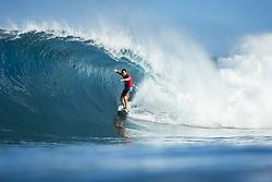 December 18, 2017 - Oahu, Hawaii, U.S. - Joel Parkinson (AUS) placed 3rd in Heat 2 of Round Four at Billabong Pipe Masters 2017 in Pipe  Oahu, Hawaii , USA..Billabong Pipe Masters 2017, Hawaii, USA - 18 Dec 2017 (Credit Image: © WSL via ZUMA Wire/ZUMAPRESS.com)