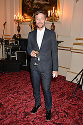 WILL YOUNG at the Audi Ballet Evening at The Royal Opera House, Covent Garden, London on 23rd April 2015.